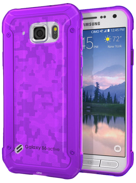 Galaxy S6 Active Case Grip - Cimo - 4