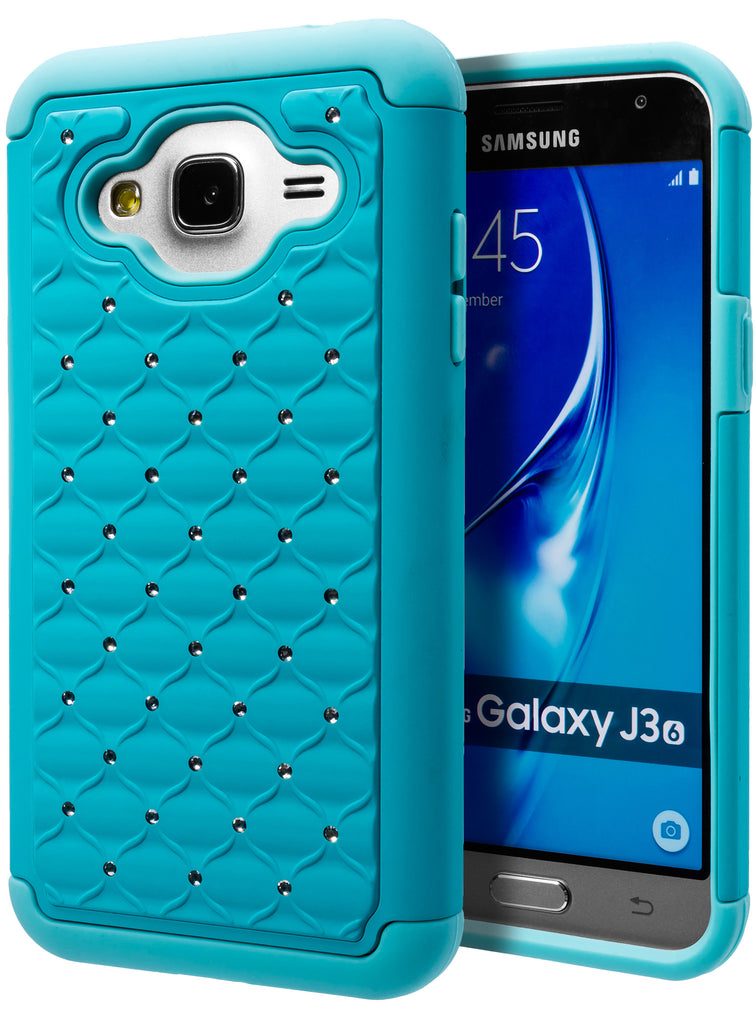 Galaxy J3 Case Fashion Armor - Cimo - 1