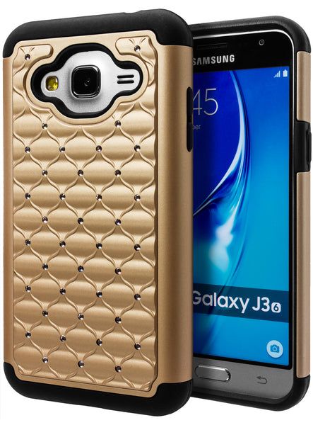 Galaxy J3 Case Fashion Armor - Cimo - 2