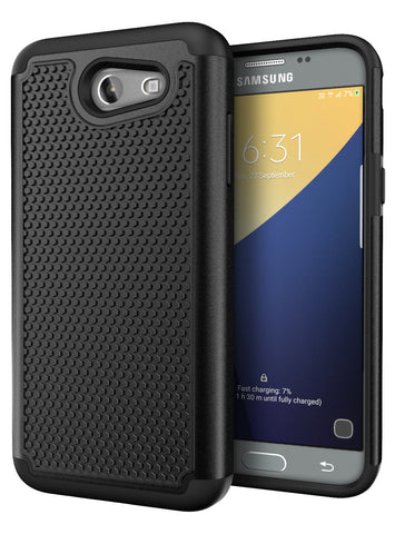 Galaxy J3 Emerge Case Armor