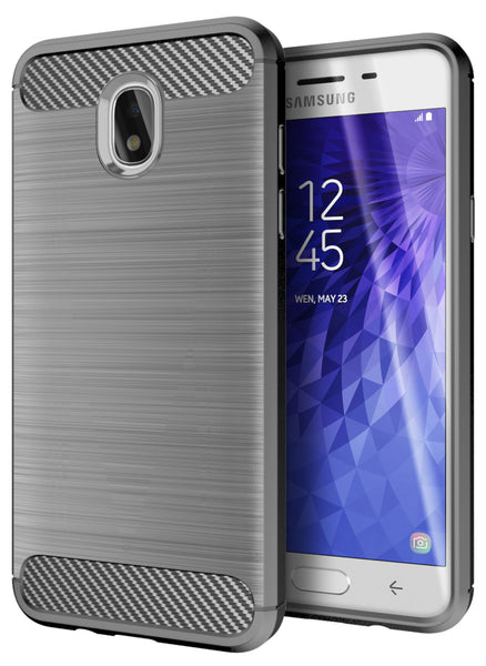 Galaxy J7 2018 Case Carbon Fiber