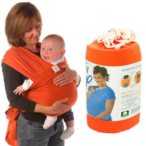 1PC Reusable Washable Cotton Baby Wrap Carrier  NO4 - PKsmartshopping