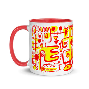 YELO Mug (Color Inside)