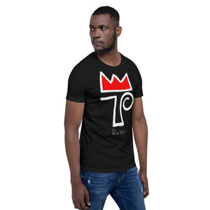 RULER Short-Sleeve Unisex T-Shirt