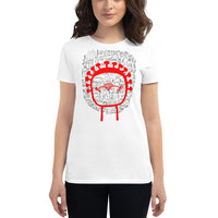 HIP SISTA Women's short sleeve tee