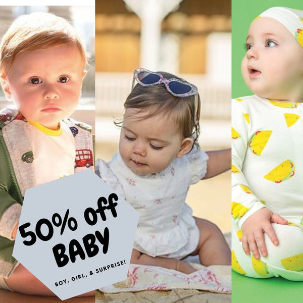 Brand New Baby Layette 2020 50% off Sale