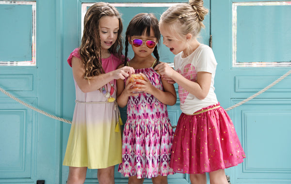 Imoga Girls Summer Collection - Shimmer & Shine