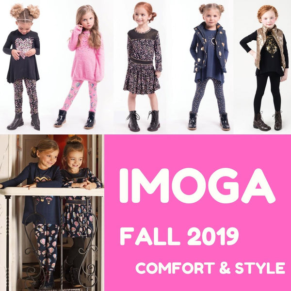 GIRLS IMOGA LEGGINGS, TUNICS, & MORE