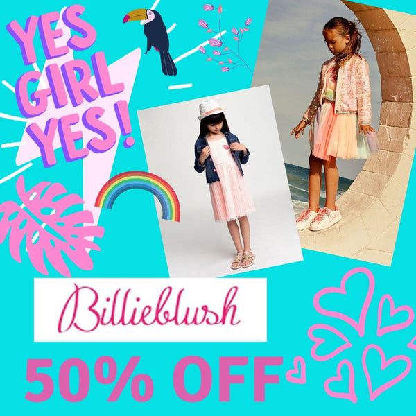 Girls Billieblush 50% off Sale!