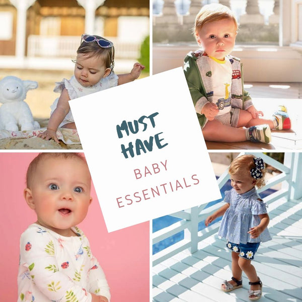 Must-have Baby Essentials 2020