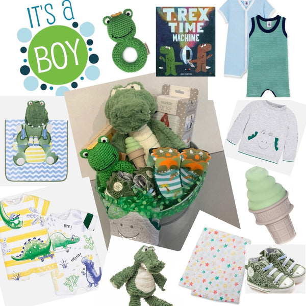It's a Boy! Baby Shower & Sprinkle Gift Ideas