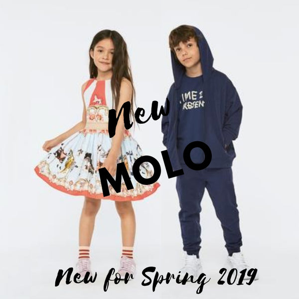 MOLO NEW STYLES SPRING 2019