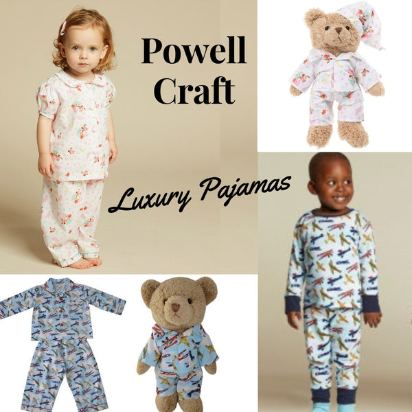 Powell Craft Classic Luxury Pajamas