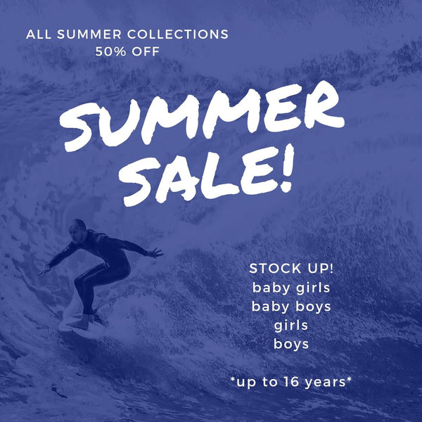 HUGE SUMMER SALE 50% OFF DESIGNER CLOTHING