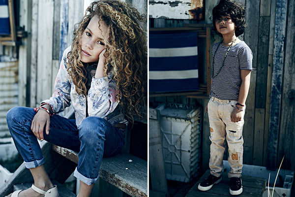 New Scotch & Soda Kids Fall Collection 2017