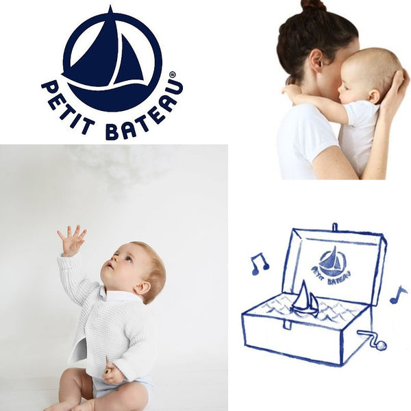 Beautiful Petit Bateau Layette Collection