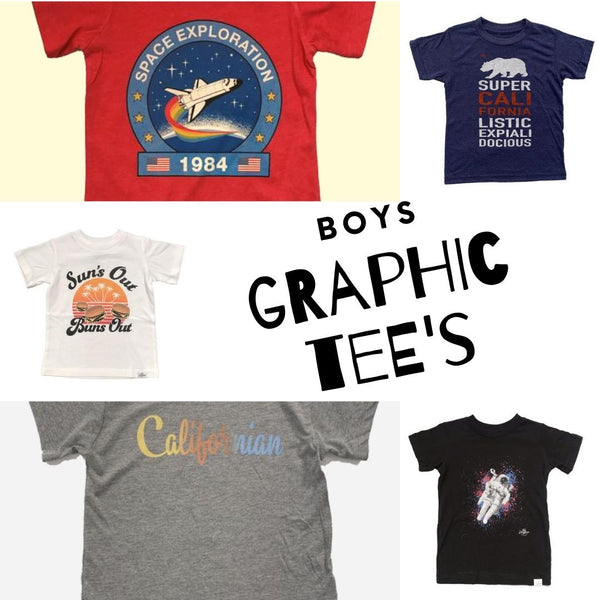 Unique Funny Boys Graphic Tee's (HUGE SELECTION!)