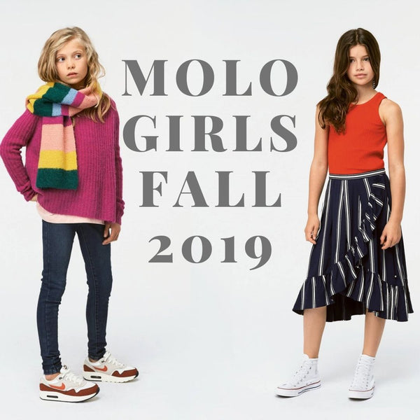 GIRLS MOLO FALL COLLECTION 2019
