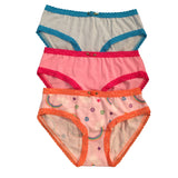 Esme Rainbow Print Girls Panties