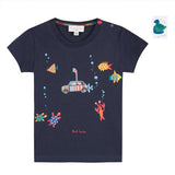 Baby Shower Baby Boy Paul Smith Tee