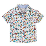 Baby Shower Boy Paul Smith Under the Sea Shirt