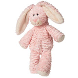 Baby Girl Baby Shower Luxe Mary Meyer Pink Bunny Stuffed Animal