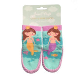 Baby Girl Shower mermaid Baby Slippers