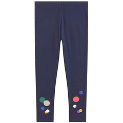 Billieblush Girls Navy Legging