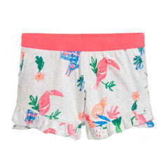 Billieblush 50% off sale printed Toucan Girls Shorts Sale