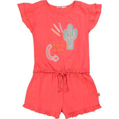 Billieblush Girls Romper Taco Diner 50% off Billieblush Jumpers