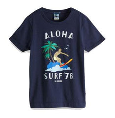Boys Scotch & Soda Tee on Sale