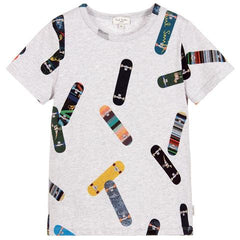 Paul Smith Boys skateboard tee
