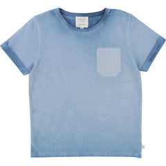 Carrement Beau Blue T Shirt