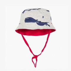 Catimini Fish Whale Summer Hat Boys