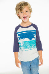 Chaser Boys Beach Tee Shirt