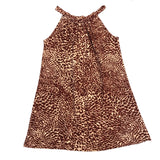 Esme Chemise Nightgown Cheetah