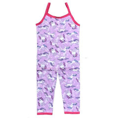 Esme Girls Pajamas Unicorn Print