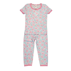 Esme Short Sleeve Pajama Piggies