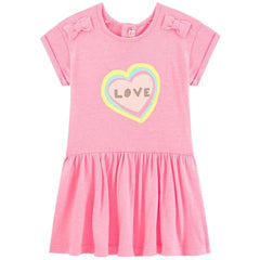 Billieblush Girls 50% off Sale Pink Dress Love Clearance
