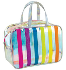 Girls Summer Camp Cosmetic Travel Bag