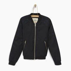 IKKS Girls Navy Puffer Jacket