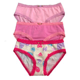 Esme Heart Print Girls Panties