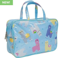 Girls Llama Iscream cosmetic bag