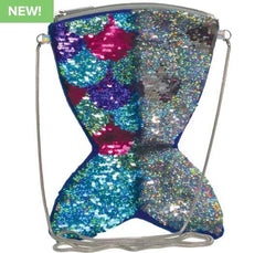 Girls Iscream Sequin Switch Mermaid Purse