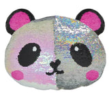 Iscream Panda Sequin Switch