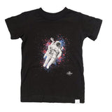Kid Dangerous Boys Graphic Tee Astro Splatter