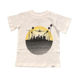 Kid Dangerous LA Sunset Boys Graphic Tee