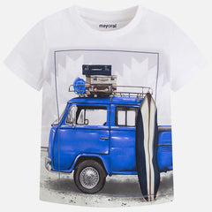 Mayoral Boys Surf T Shirt