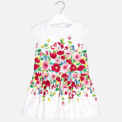 Mayoral Girls Wildflower Spring Dress