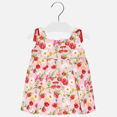Mayoral Toddler Girls FLoral Dress